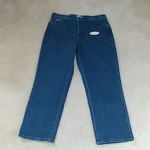 Lee Dark Stone Relaxed Fit Stretch Jeans 16M